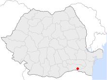 Location of Călărași