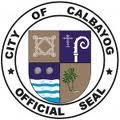 Official seal of Calbayog