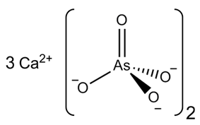 Calcium arsenate