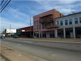 Calera Downtown Historic District