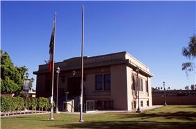 Old Calexico City Hall