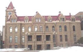 Exterior of Calgary City Hall