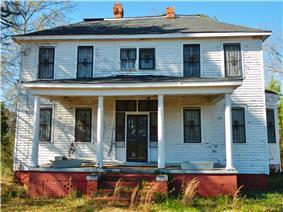Calhoun School Principal's House