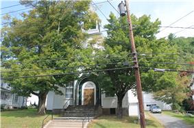 Callicoon Methodist Church and Parsonage