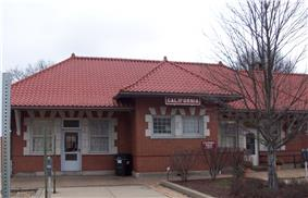 Pennsylvania Railroad Passenger Station