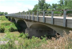 Cambridge State Aid Bridge
