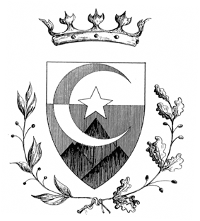Coat of arms of Camerana