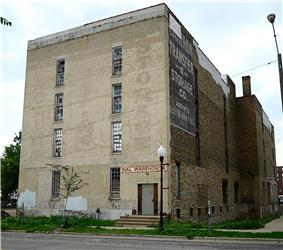 Cameron Transfer and Storage Company Building