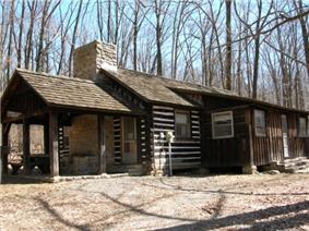 Camp Greentop Historic District