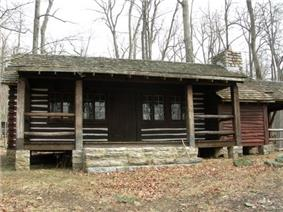 Camp Misty Mount Historic District