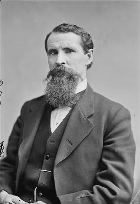 Campbell Berry, 22nd Speaker (1877–1878)