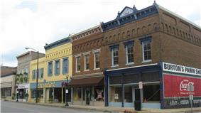 Campbellsville Historic Commercial District