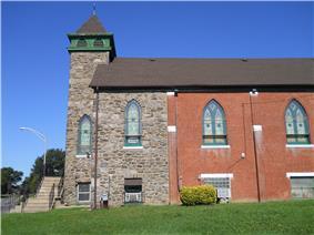 Camptown Historic District