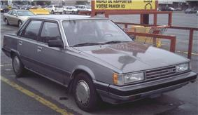 First generation Toyota Camry.
