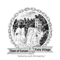Official seal of Town of Canaan
