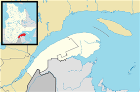 Rivière-du-Loup is located in Eastern Quebec