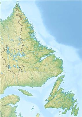 Lake Melville is located in Newfoundland and Labrador
