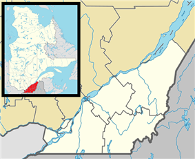 Salaberry-de-Valleyfield is located in Southern Quebec