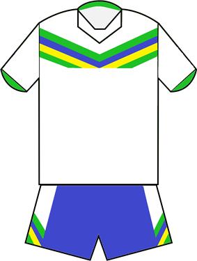 Away jersey