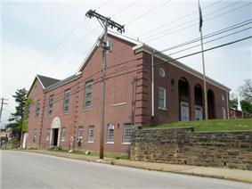 Canonsburg Armory