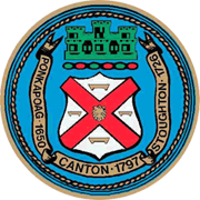Official seal of Canton, Massachusetts