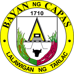 Official seal of Capas