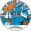 Official seal of Cape Canaveral, Florida