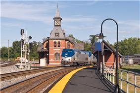 Point of Rocks Railroad Station