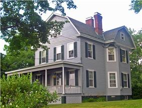 Capt. Moses W. Collyer House