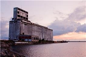 Cargill Pool grain elevator, Buffalo, New York