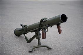 Carl Gustaf recoilless rifle