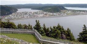 Placentia from Castle Hill