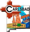 Official seal of Carlsbad