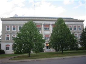 Carlton County Courthouse in Carlton