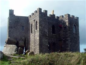 Carn Brea Castle by Ansom.jpg