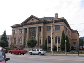 Carnegie Free Library, Beaver Falls