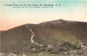 Mount Moosilauke in 1912