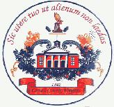 Seal of Carroll County, Virginia