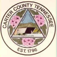 Seal of Carter County, Tennessee
