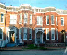 Carver Residential Historic District