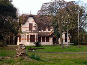 The historical residence of Dr. Luís Alberto de Herrera