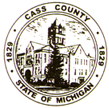 Seal of Cass County, Michigan