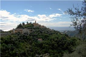 A general view of Castellar