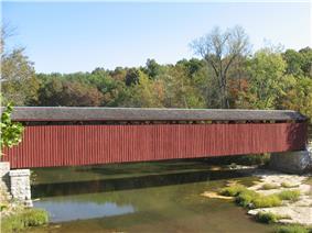 Cataract Falls Bridge