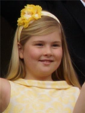 Photo of Catharina-Amalia
