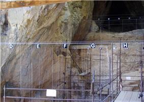 Arago-cave, near Tautavel (Perpignan-region), France