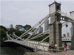 Cavenagh Bridge