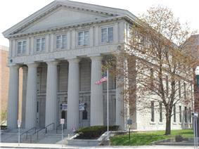 Cayuga County Courthouse and Clerk's Office
