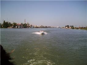 Skyline of Sulina