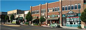 Downtown's historic Main Street in September 2005.